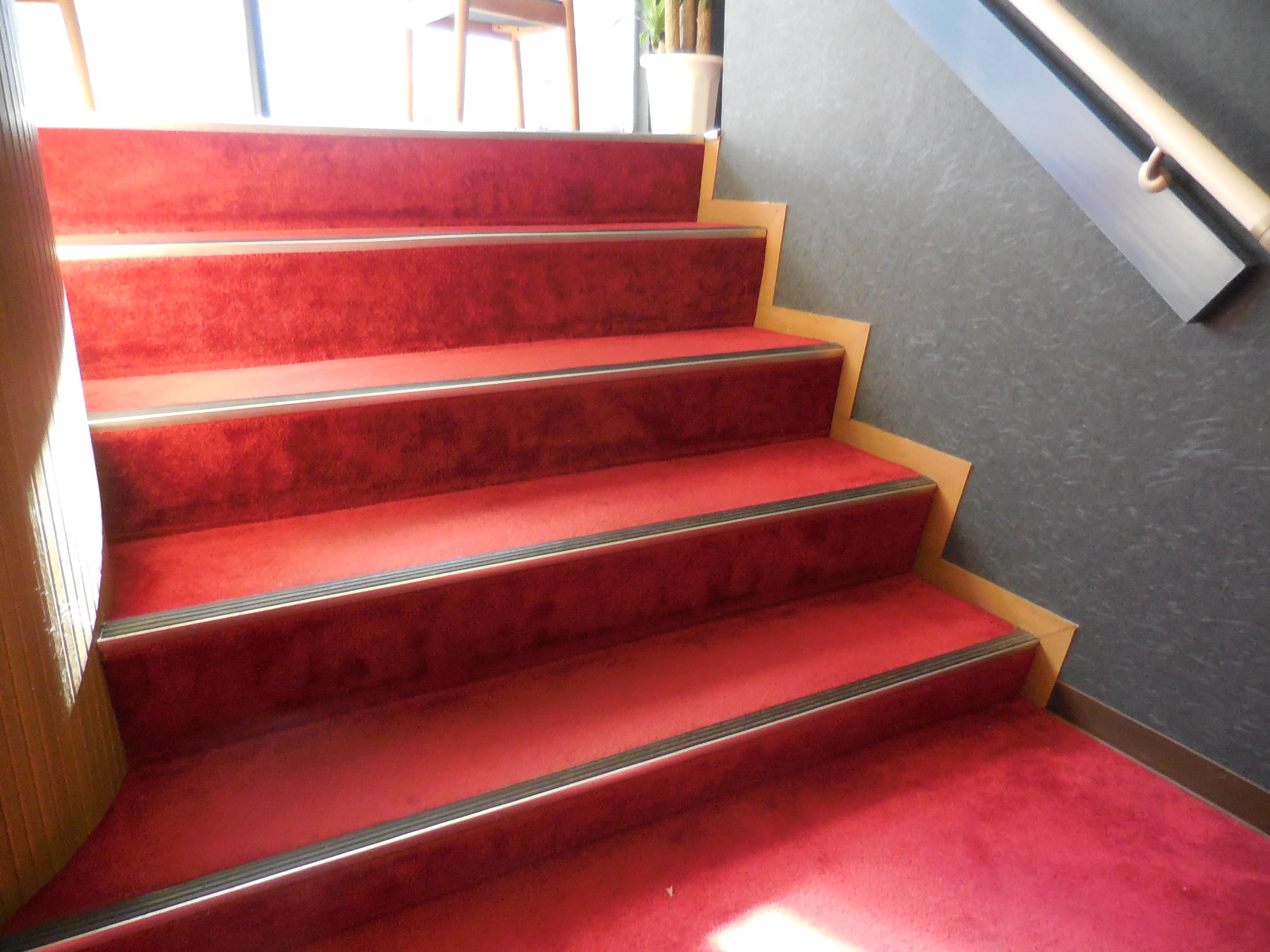 ジルパン階段